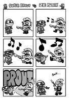 Super Prout : Chapitre 1 page 8