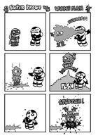 Super Prout : Chapitre 1 page 2