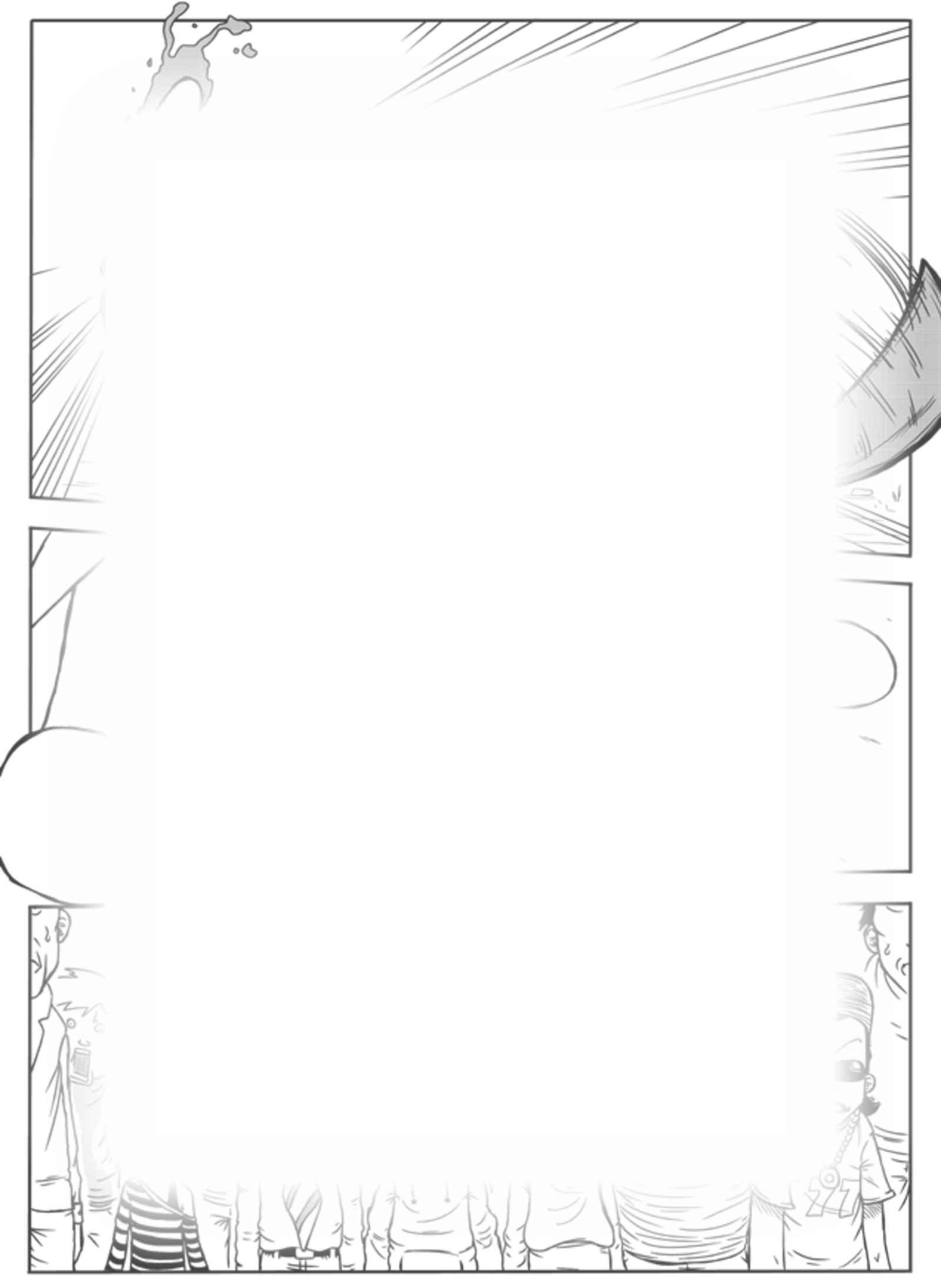 フード・アタック : チャプター 1 ページ 19