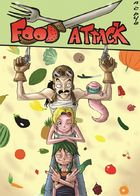Food Attack : Capítulo 1 página 1