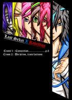 Last Sekai X Rebellion : Chapitre 1 page 3