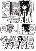 Last Sekai X Rebellion : Chapitre 1 page 10