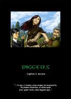 Diggers : Capítulo 3 página 18