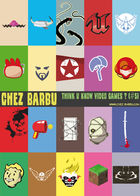 Barbu : défis & artworks : Chapitre 1 page 12