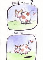La vache de l'espace : Chapitre 1 page 1