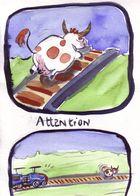 La vache de l'espace : Chapitre 1 page 3