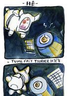 La vache de l'espace : Chapitre 2 page 3