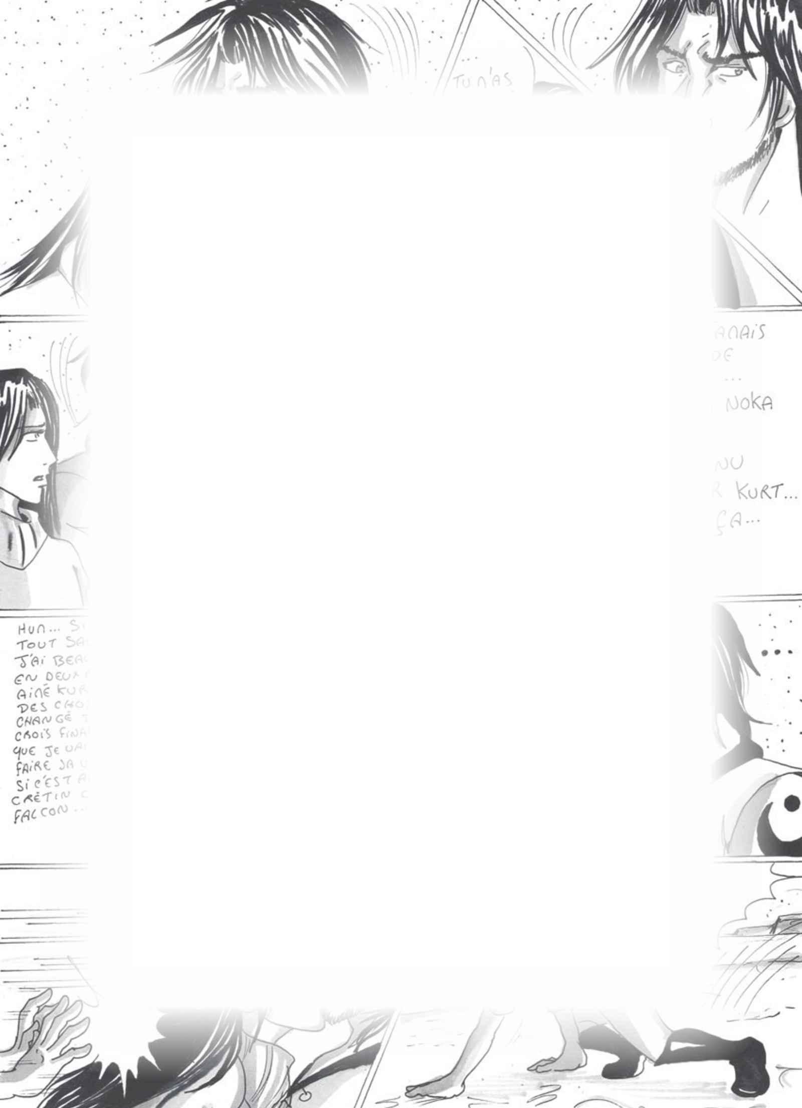 Coeur d'Aigle : Chapitre 8 page 3
