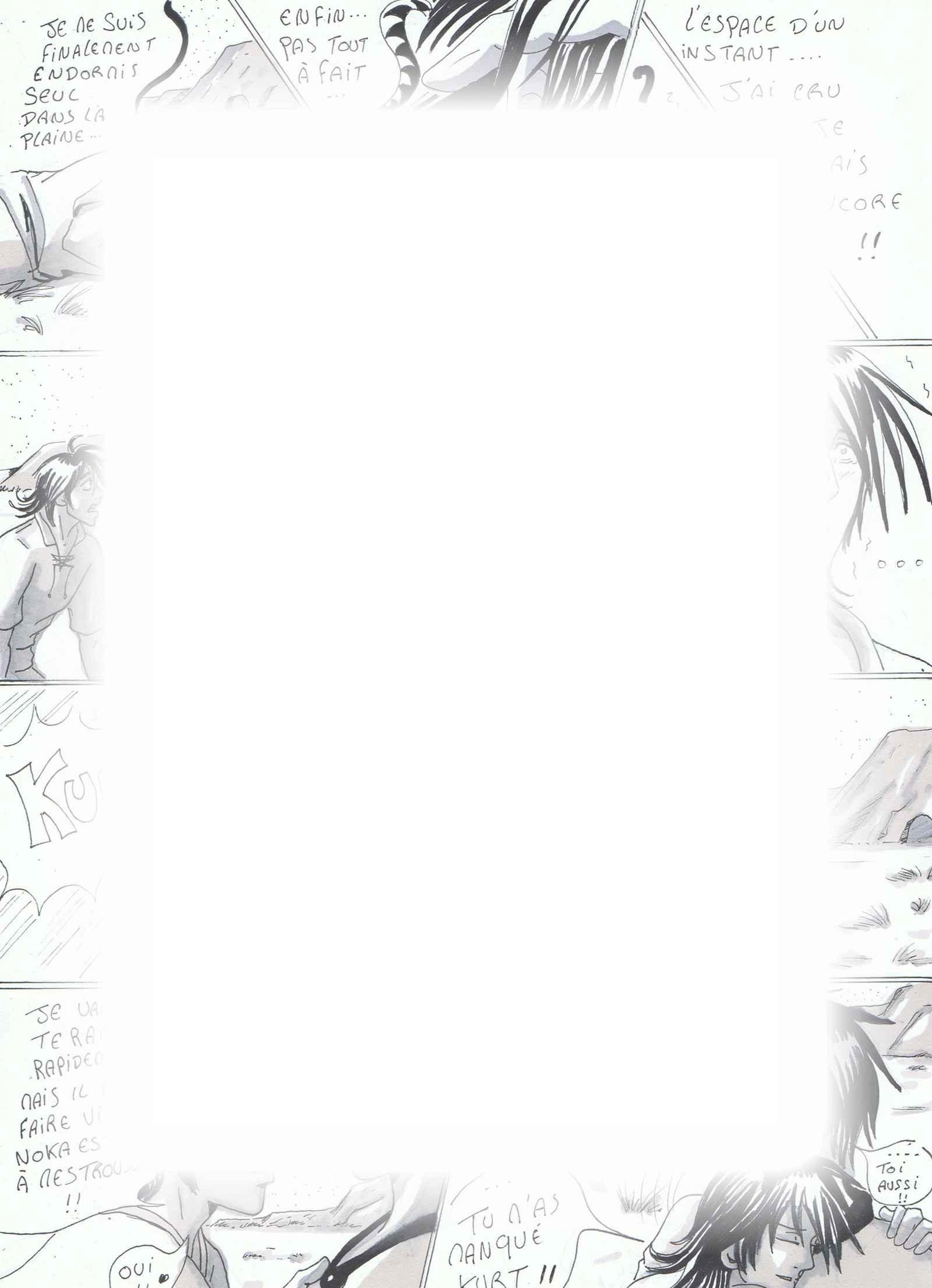 Coeur d'Aigle : Chapitre 8 page 5