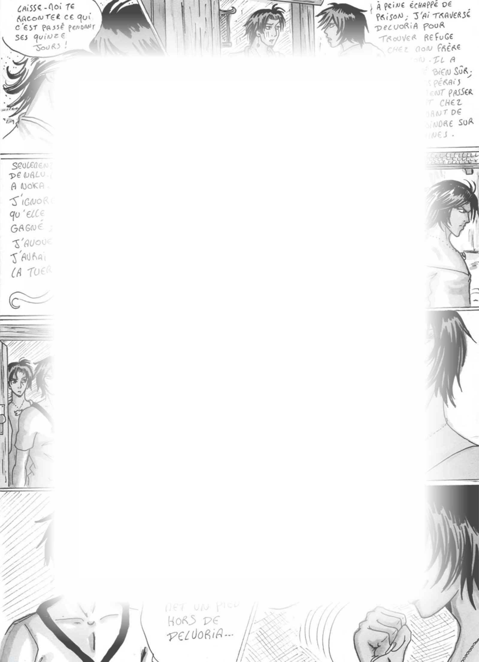 Coeur d'Aigle : Chapitre 8 page 6