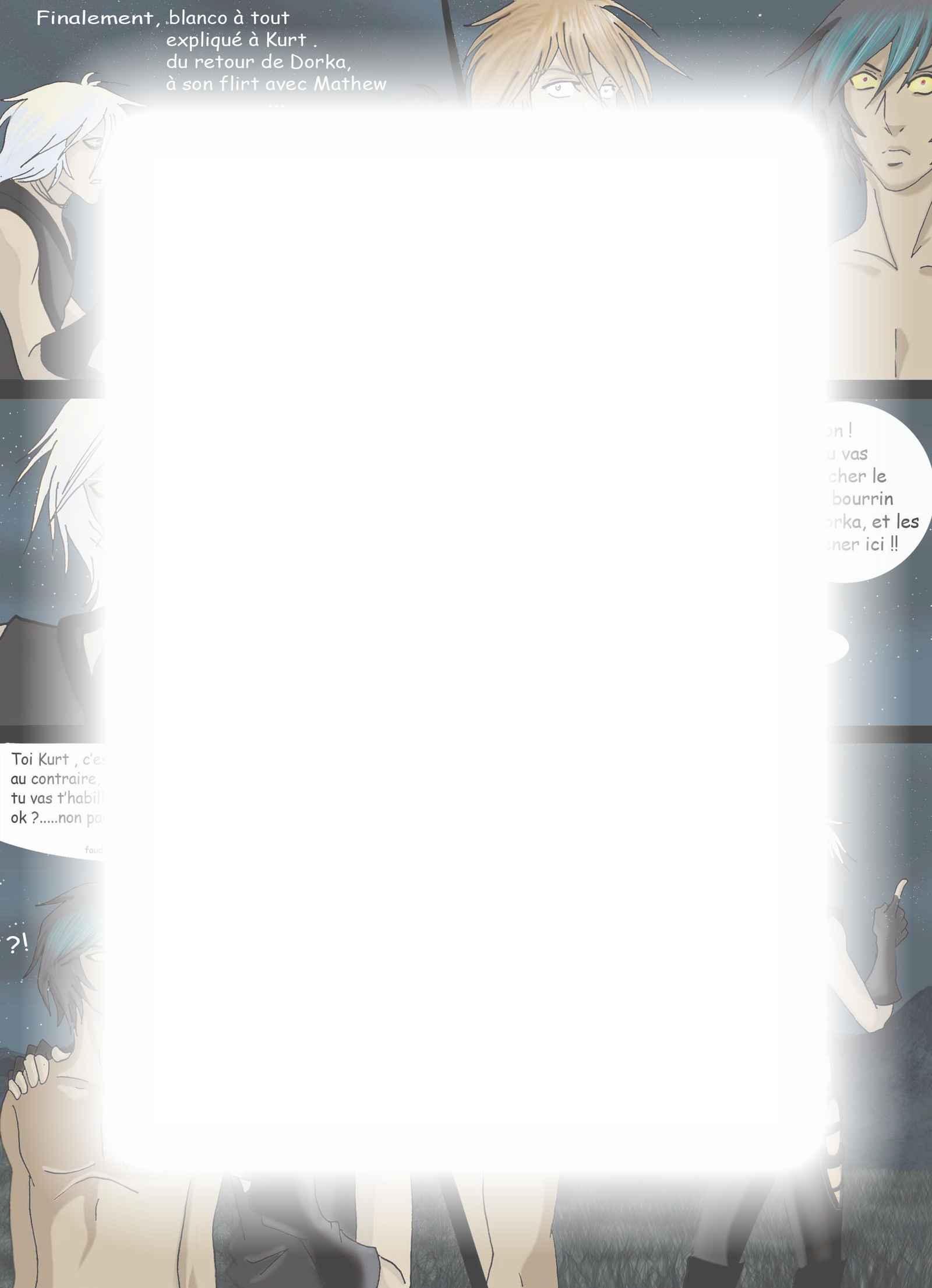 Coeur d'Aigle : Chapitre 8 page 11