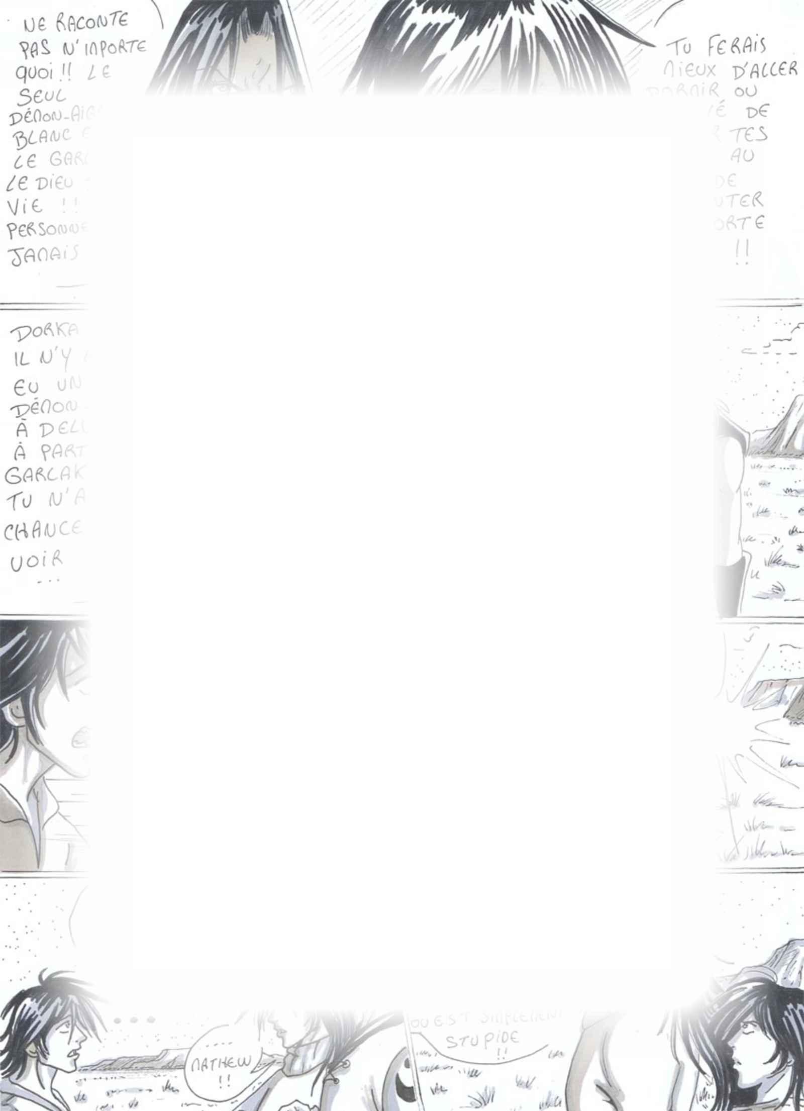 Coeur d'Aigle : Capítulo 8 página 13