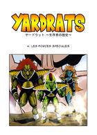 Yardrats  : Capítulo 4 página 1