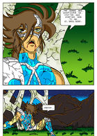 Saint Seiya Ultimate : Chapitre 12 page 17