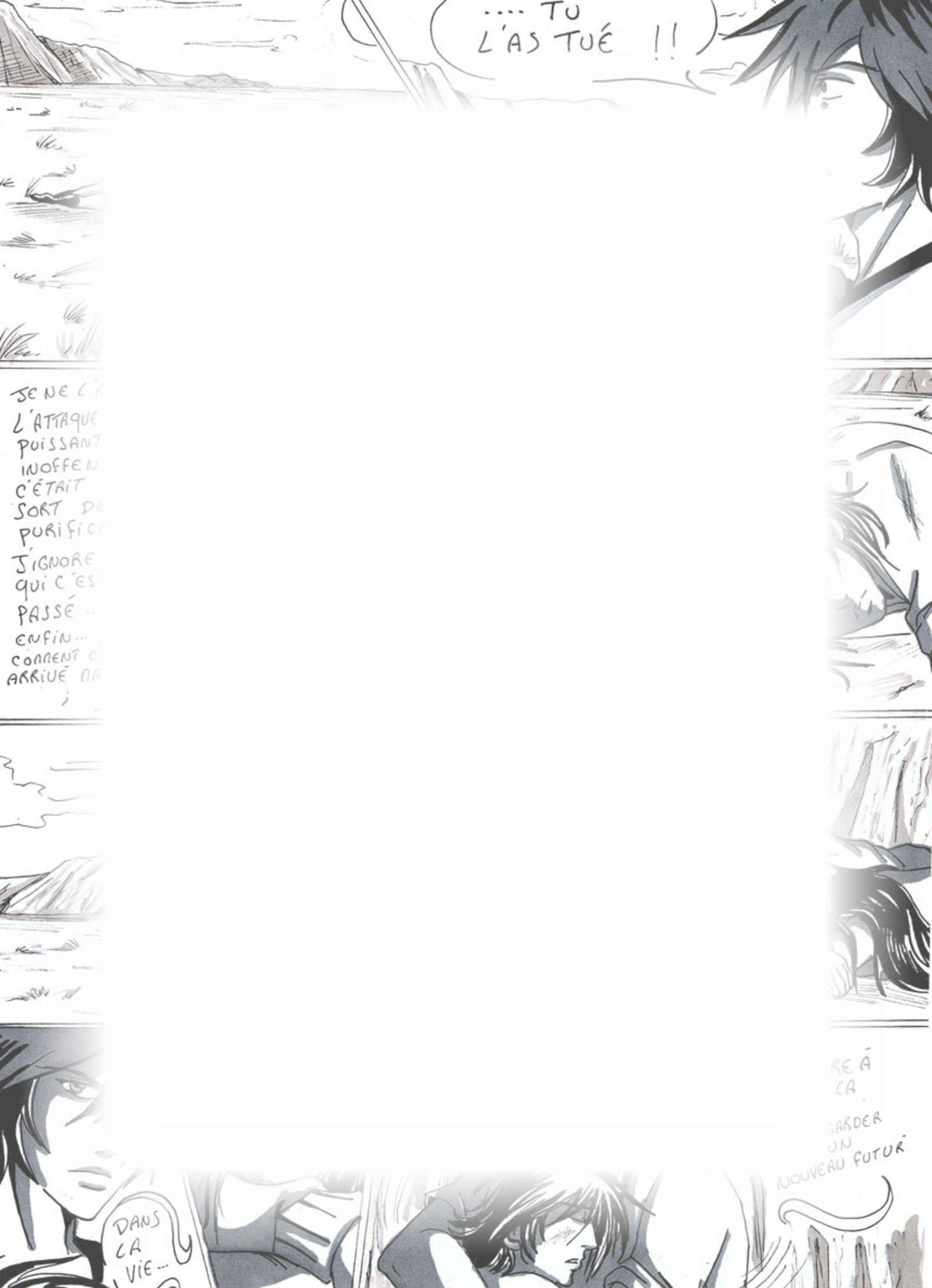 Coeur d'Aigle : Chapitre 9 page 6