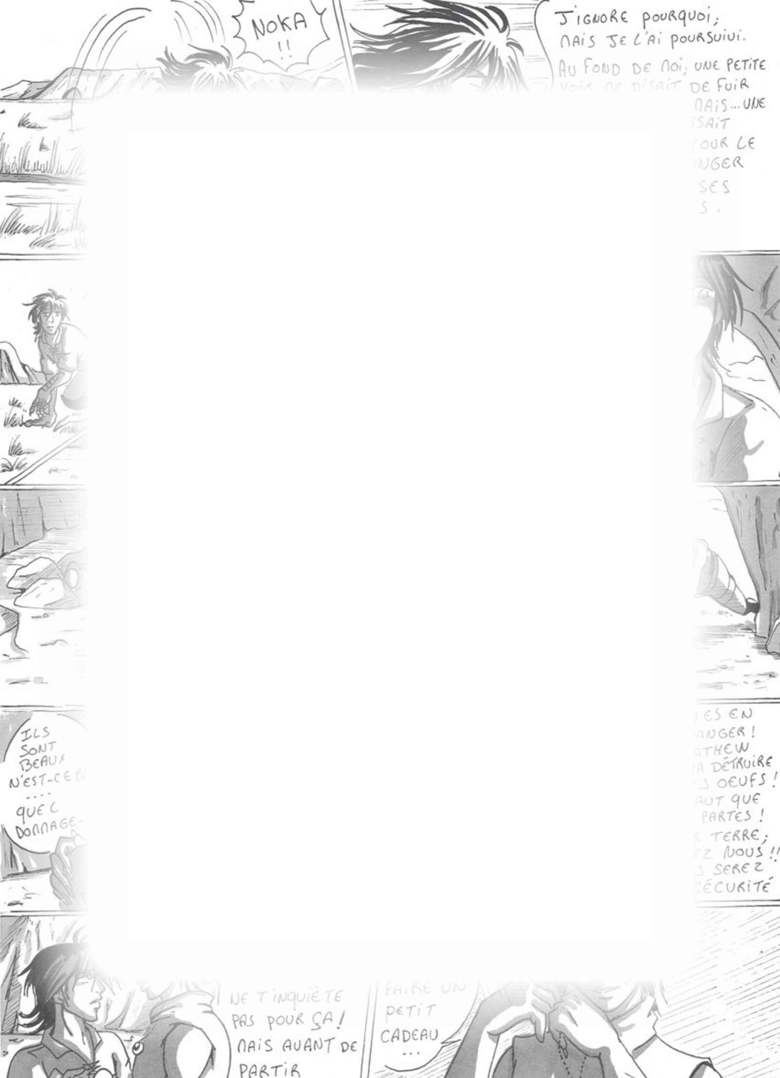 Coeur d'Aigle : Chapitre 9 page 8