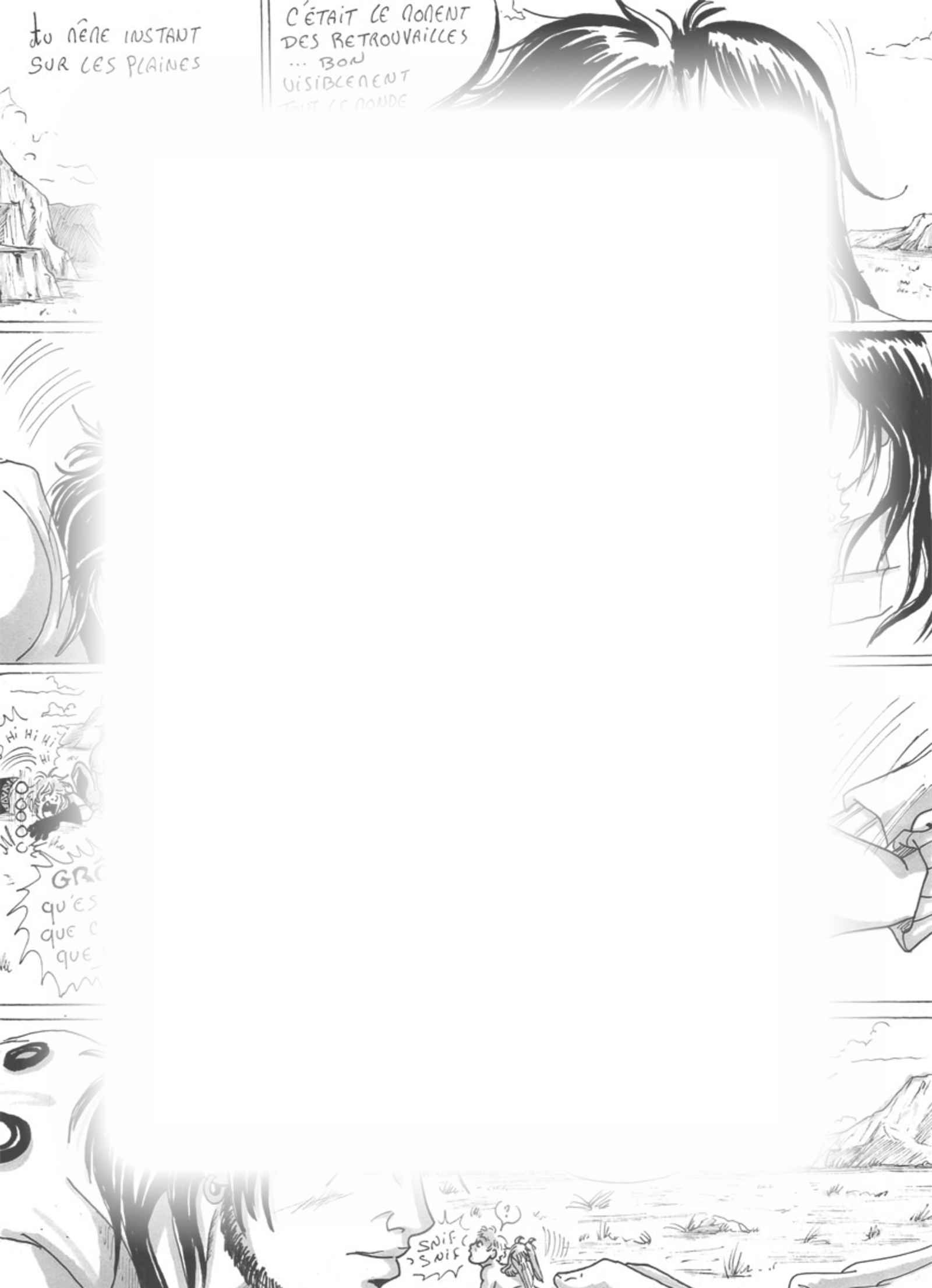 Coeur d'Aigle : Chapitre 9 page 36