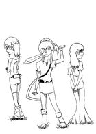 Zelda Link's Awakening : Chapitre 4 page 25