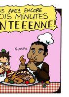 Ze crazy cooks : Chapitre 1 page 11