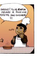 Ze crazy cooks : Chapitre 1 page 15