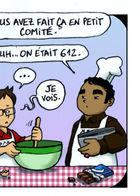 Ze crazy cooks : Chapitre 1 page 23