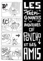 Les Aventures de Poncho : Chapter 1 page 1