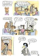 Salle des Profs : Глава 1 страница 3