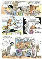 Salle des Profs : Chapitre 1 page 5