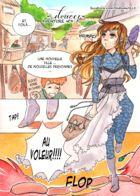 douces : Chapitre 1 page 3