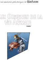 Aux origines de la vie animale : Chapitre 1 page 6