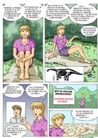 Aux origines de la vie animale : Chapter 1 page 8