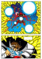 Saint Seiya Ultimate : Capítulo 13 página 18