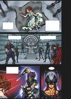 Saint Seiya - Black War : Capítulo 7 página 17