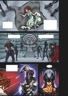 Saint Seiya - Black War : Chapitre 7 page 17