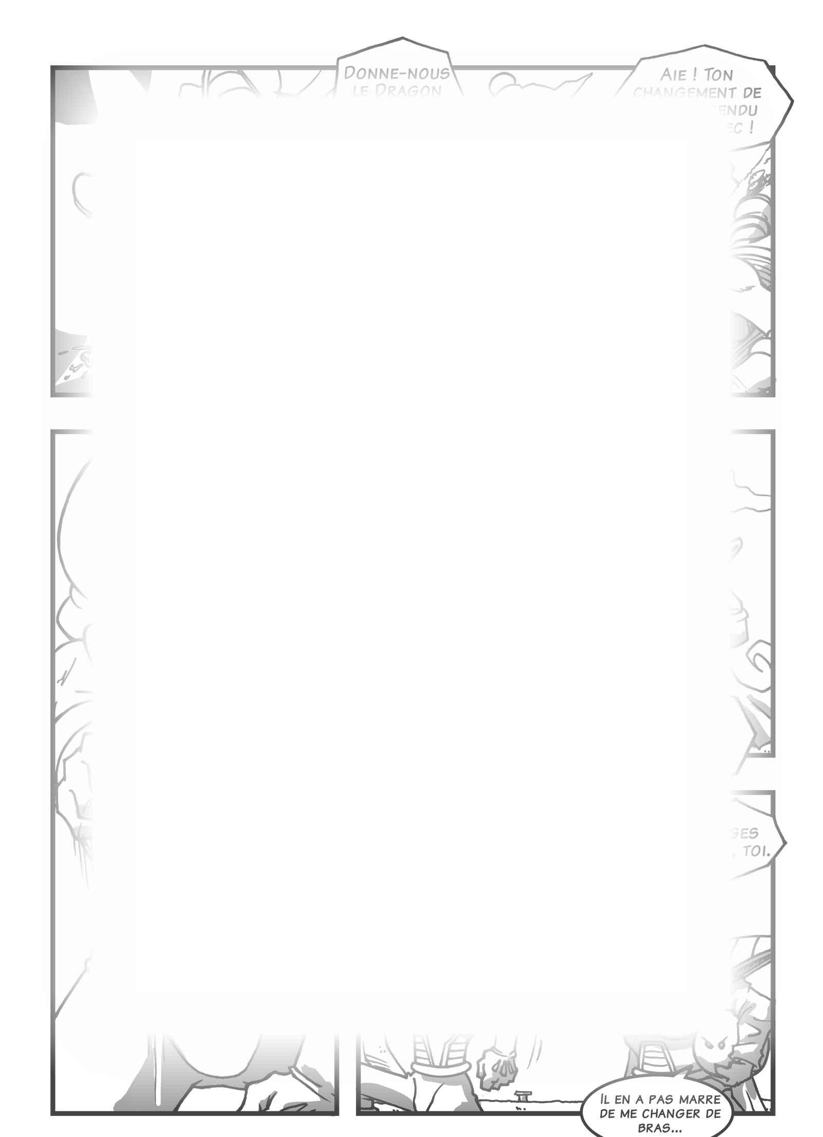 Super Dragon Bros Z : Chapitre 10 page 3