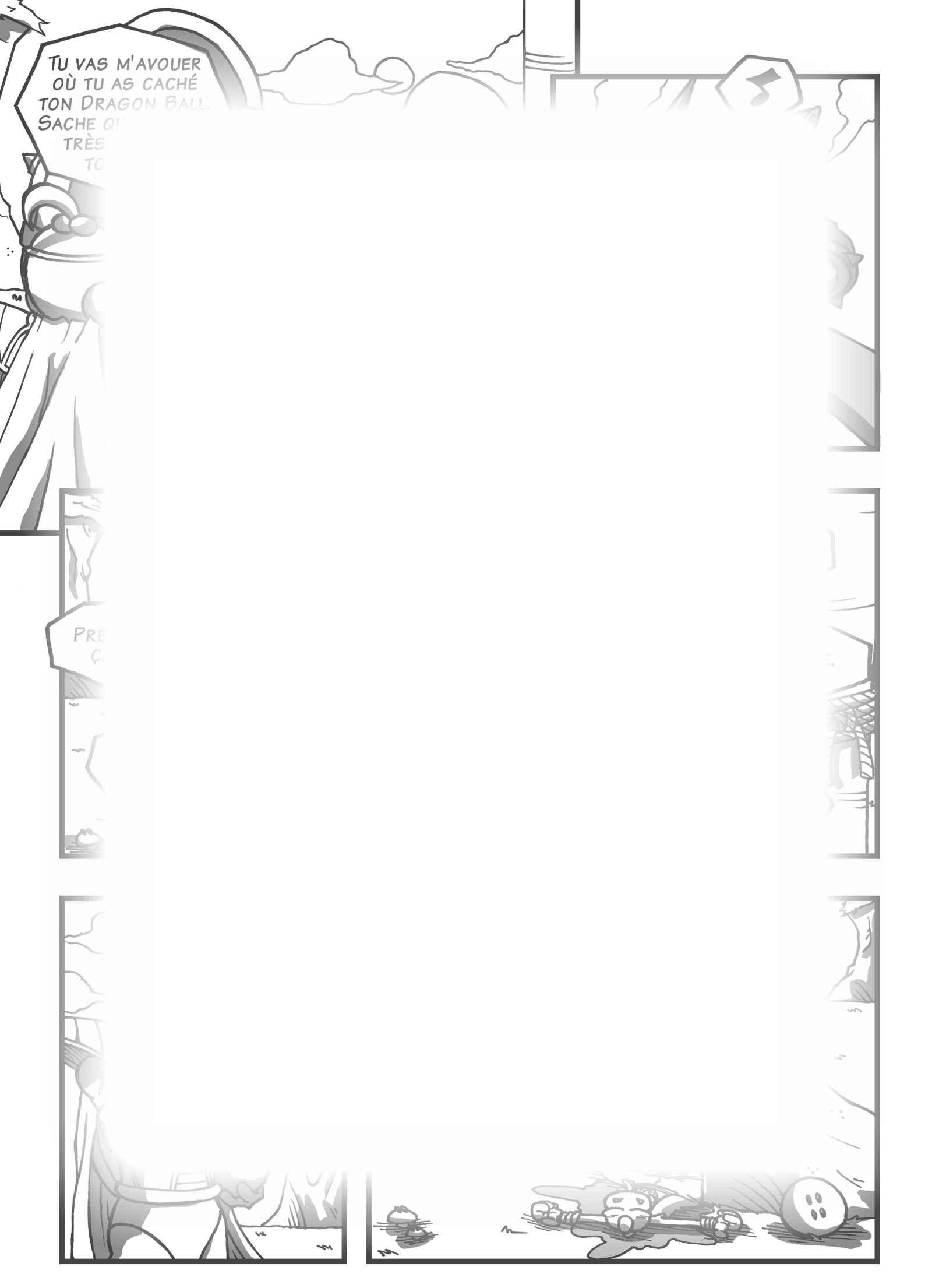 Super Dragon Bros Z : Chapitre 10 page 4