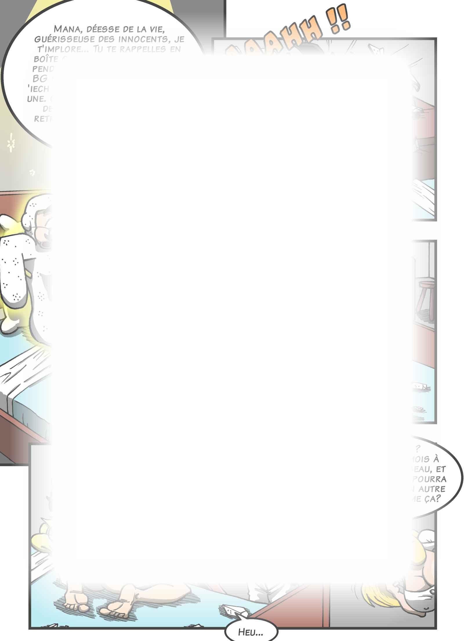 Super Dragon Bros Z : Chapitre 10 page 6