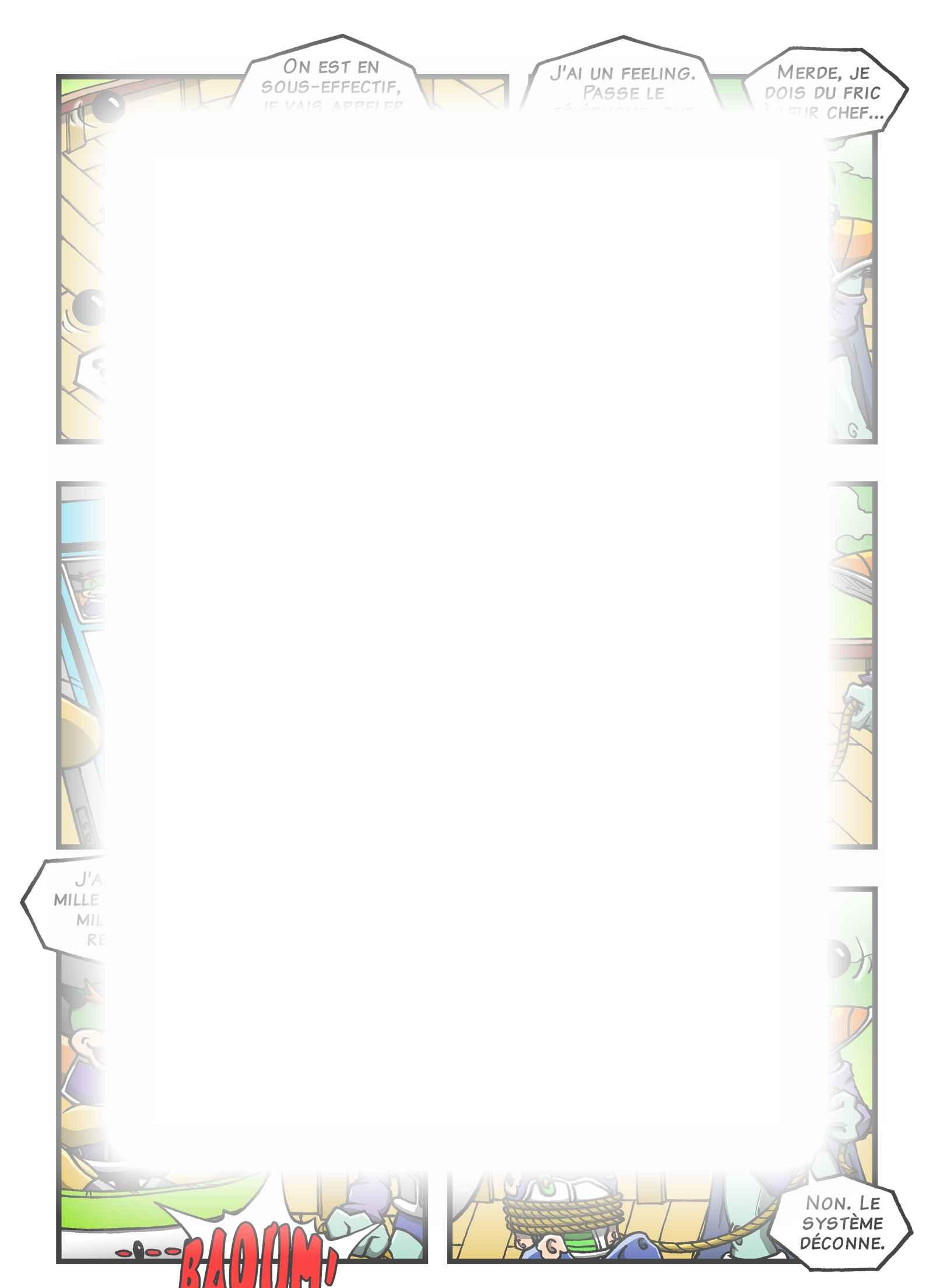 Super Dragon Bros Z : Chapitre 10 page 8