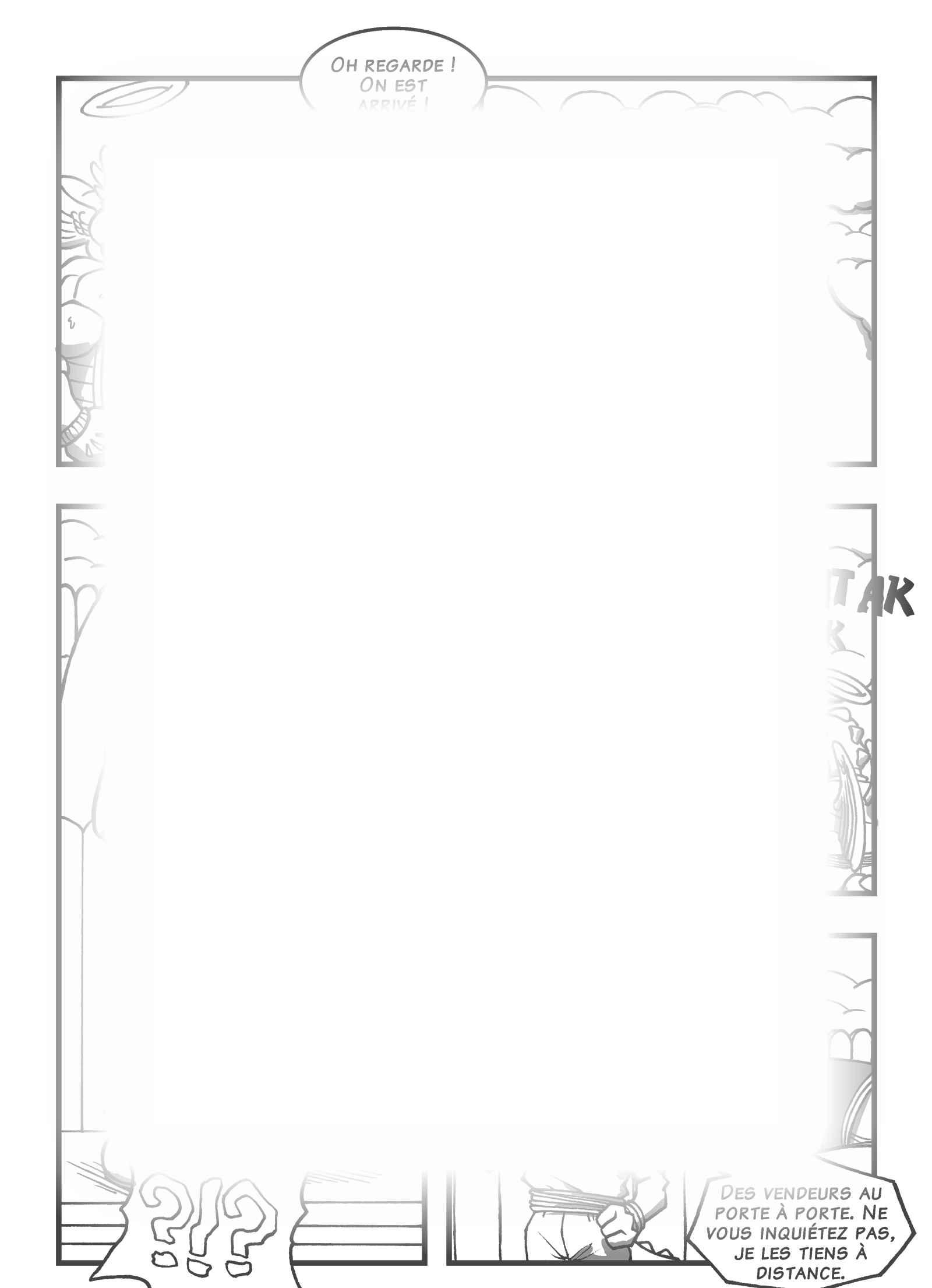 Super Dragon Bros Z : Chapitre 10 page 9