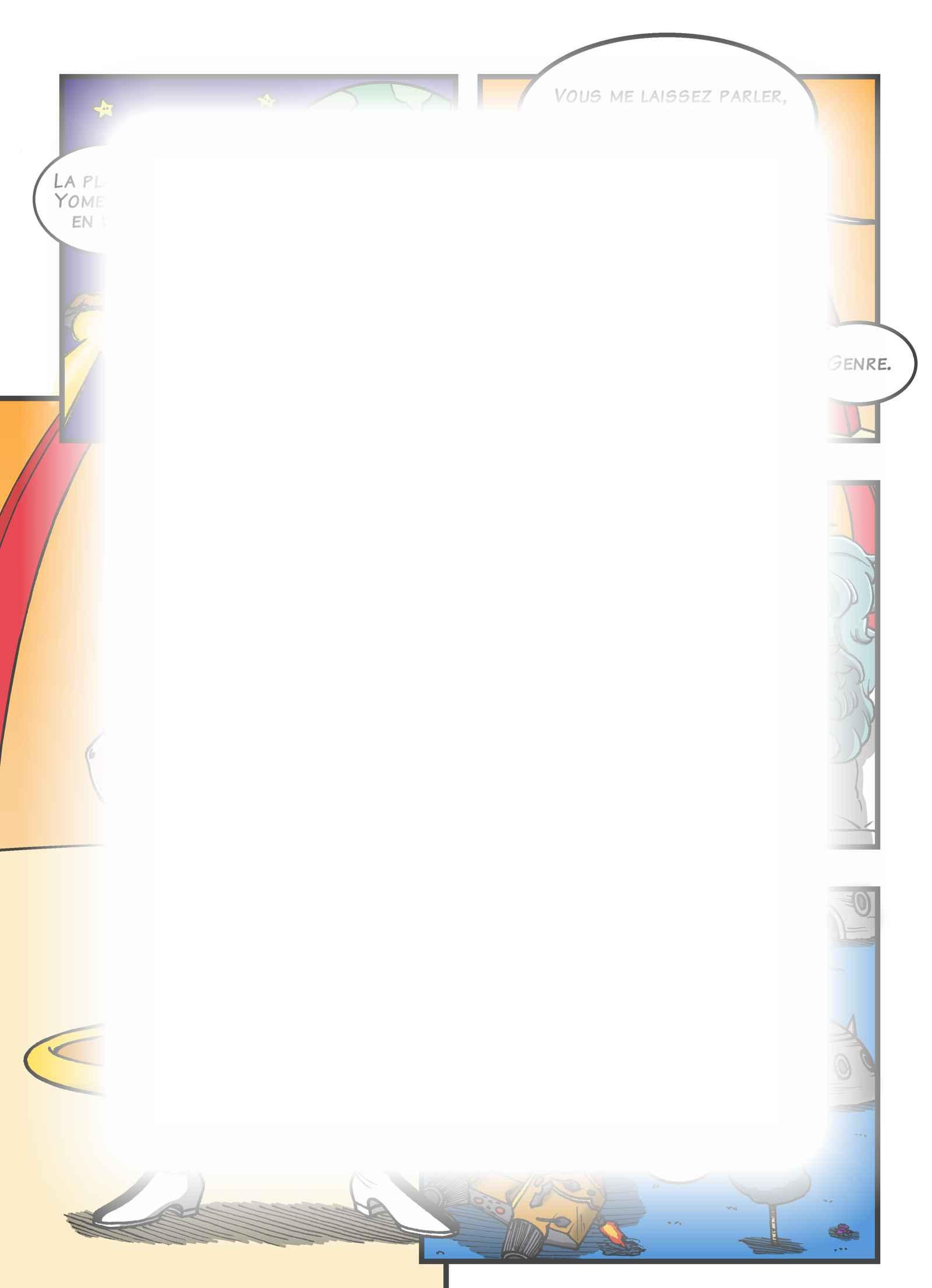 Super Dragon Bros Z : Chapitre 10 page 10