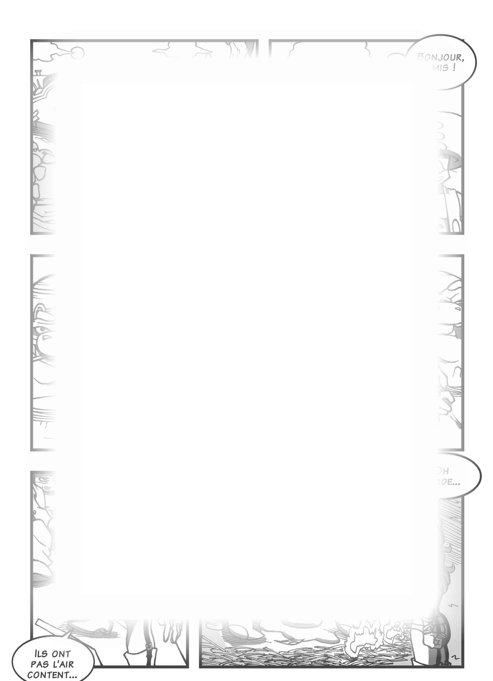 Super Dragon Bros Z : Chapitre 10 page 11