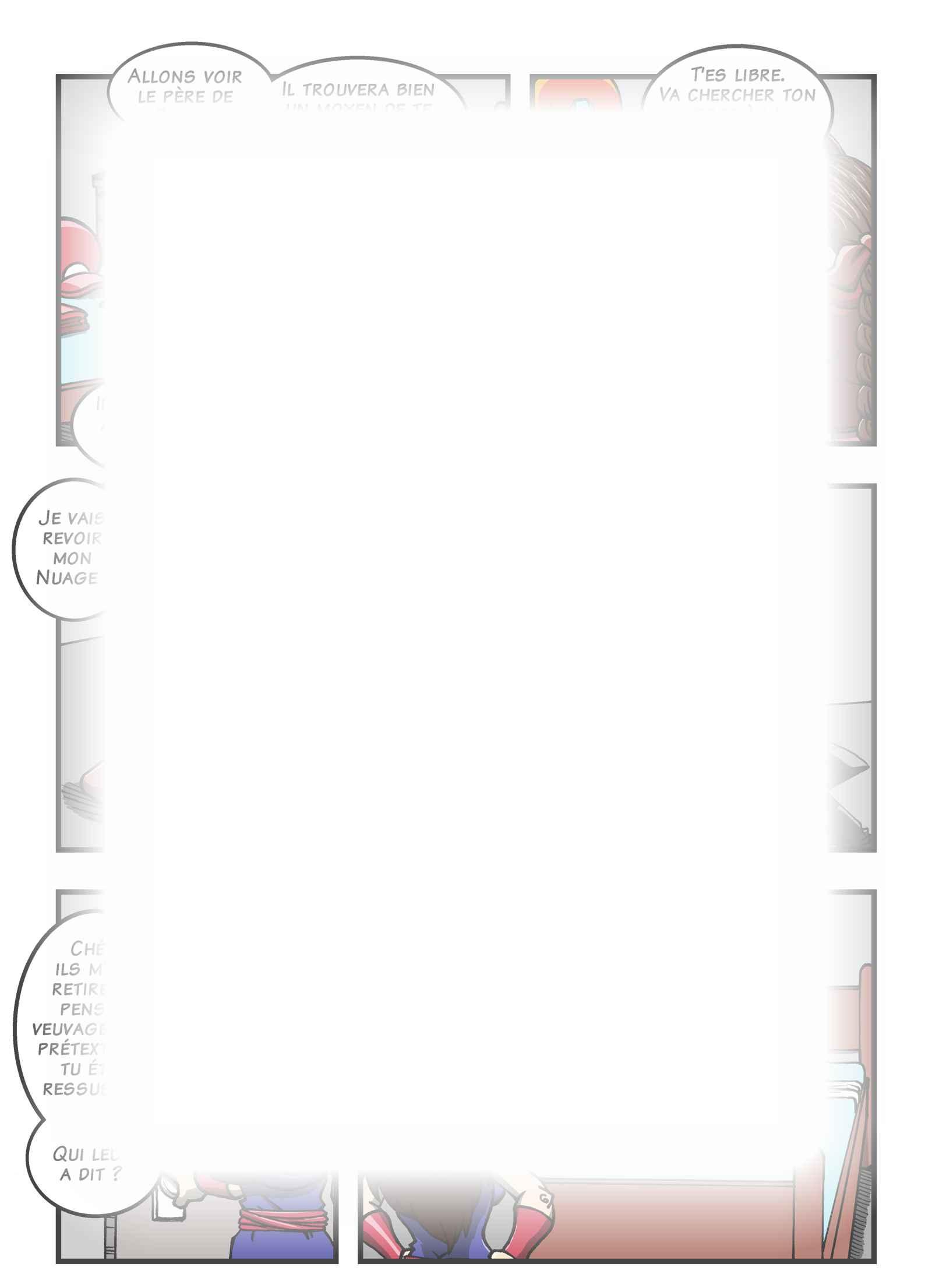 Super Dragon Bros Z : Chapitre 10 page 12