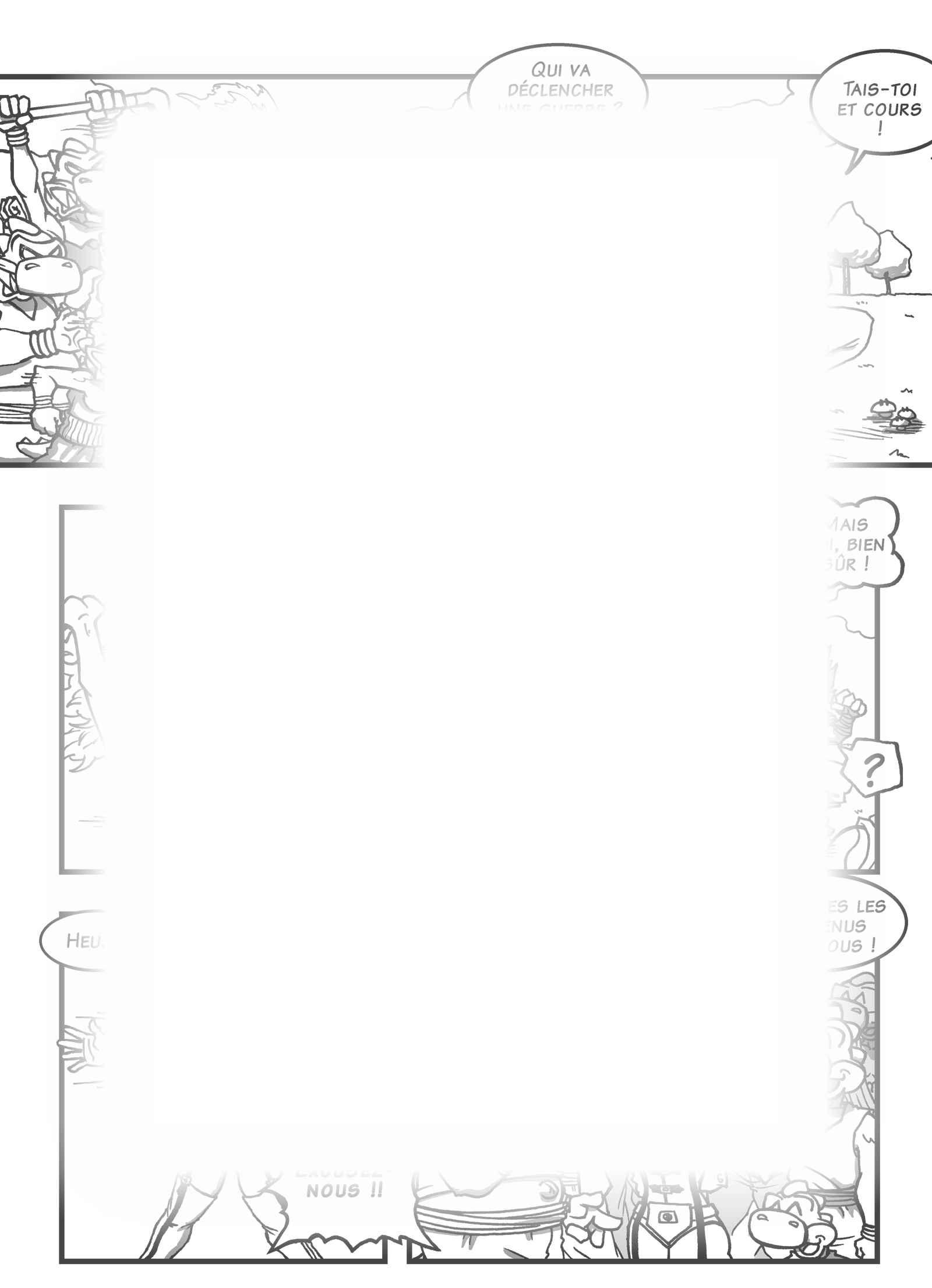 Super Dragon Bros Z : Chapitre 10 page 15