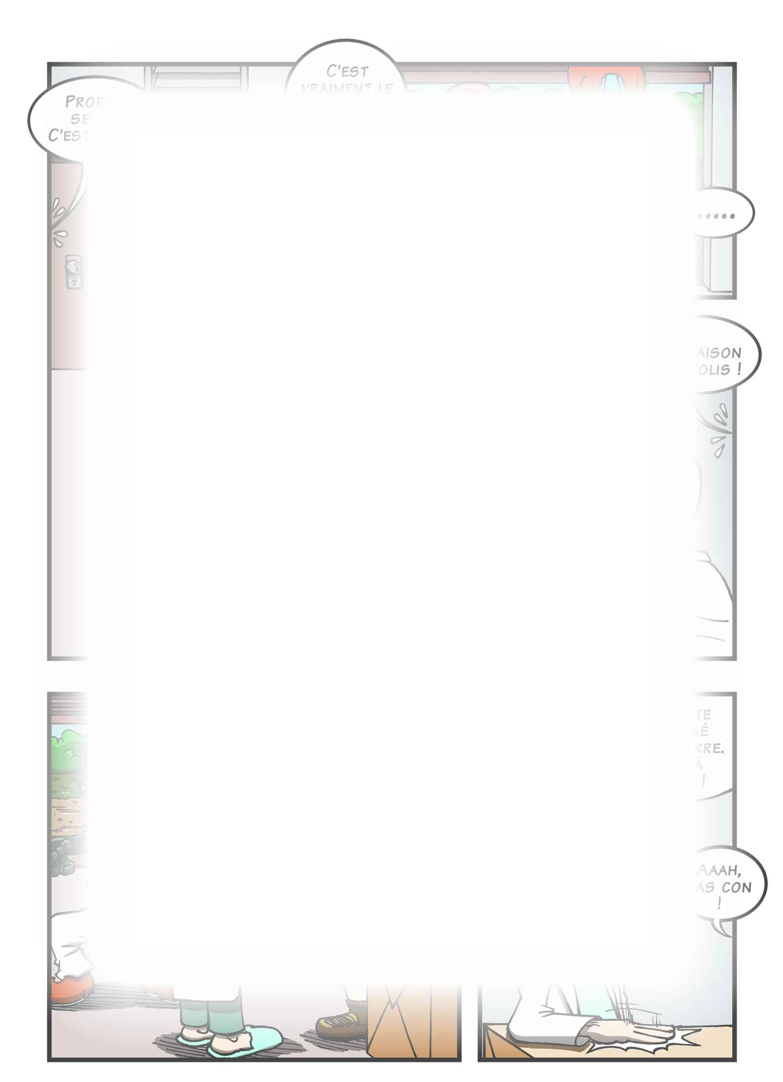 Super Dragon Bros Z : Chapitre 10 page 19