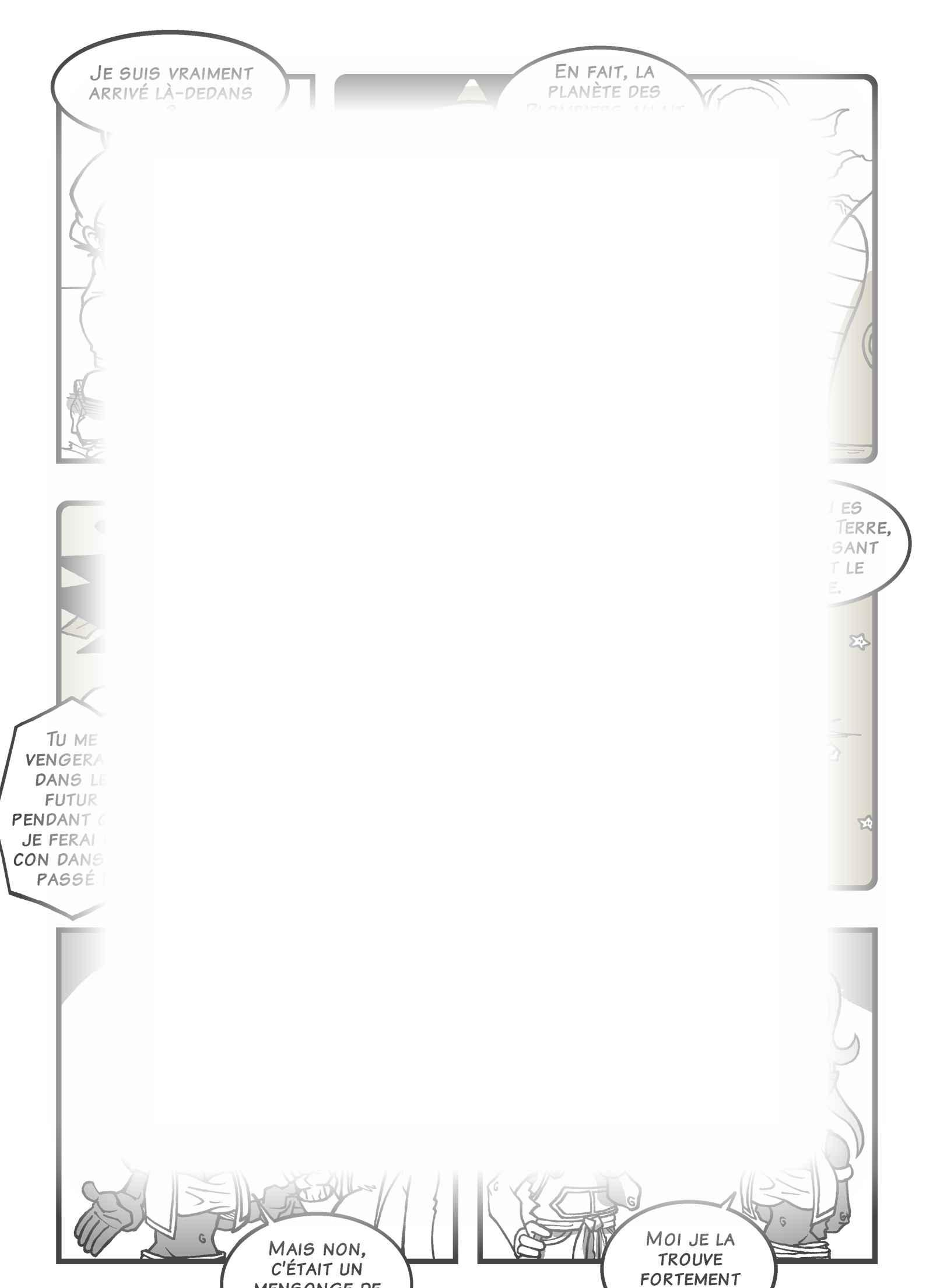 Super Dragon Bros Z : Chapitre 10 page 20