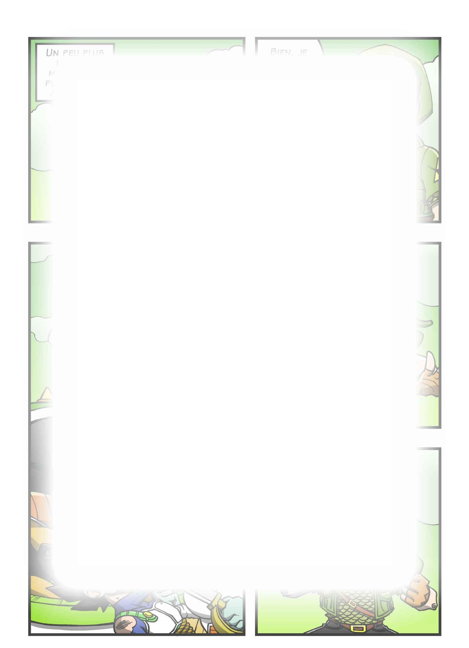 Super Dragon Bros Z : Chapitre 10 page 21
