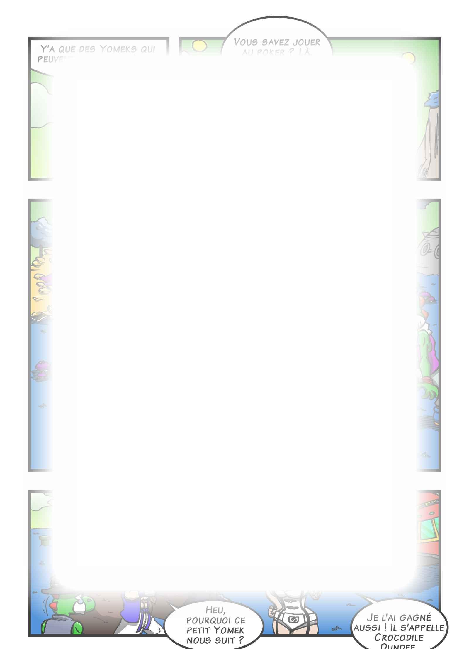 Super Dragon Bros Z : Chapitre 10 page 27