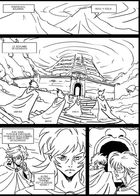 Black War - Artworks : Chapitre 6 page 1
