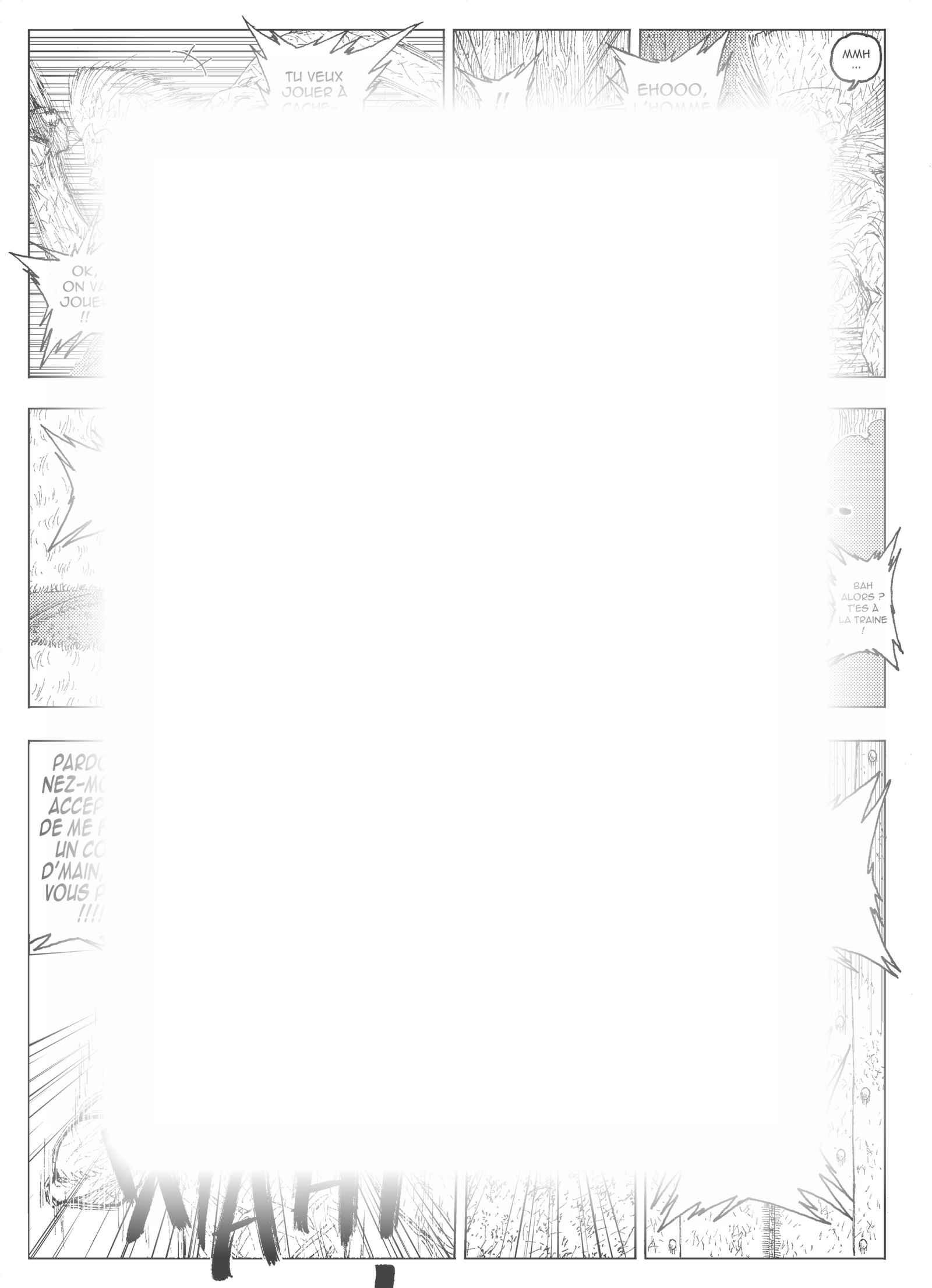 The Last Sasori : Chapitre 5 page 22