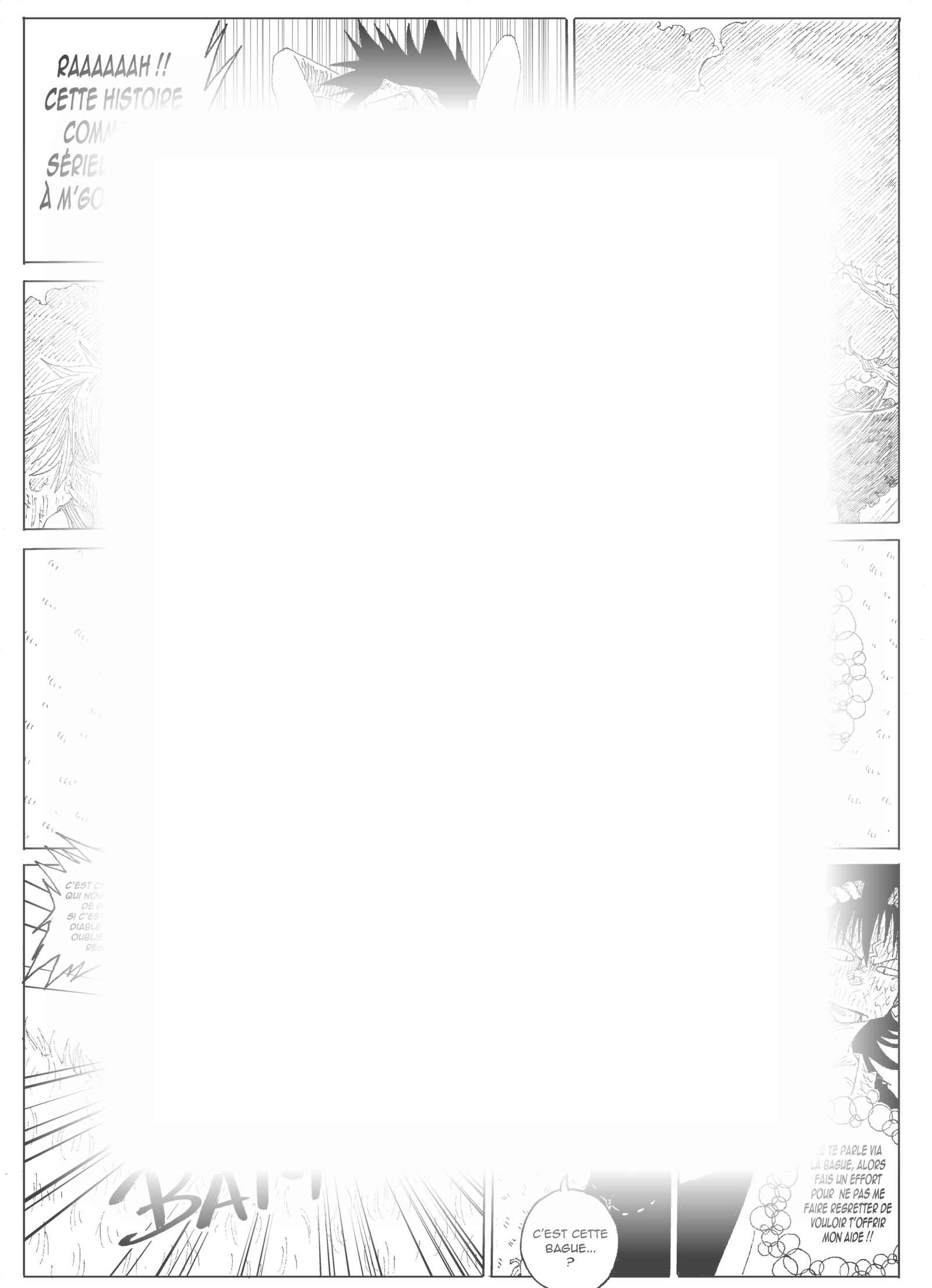 The Last Sasori : Chapitre 5 page 3